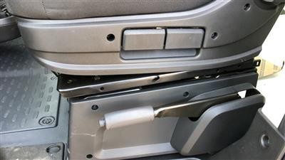 2019 ProMaster 2500 High Roof FWD,  Empty Cargo Van #15754 - photo 16