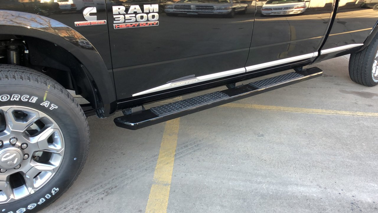 2018 Ram 3500 Crew Cab 4x4,  Pickup #15758 - photo 12