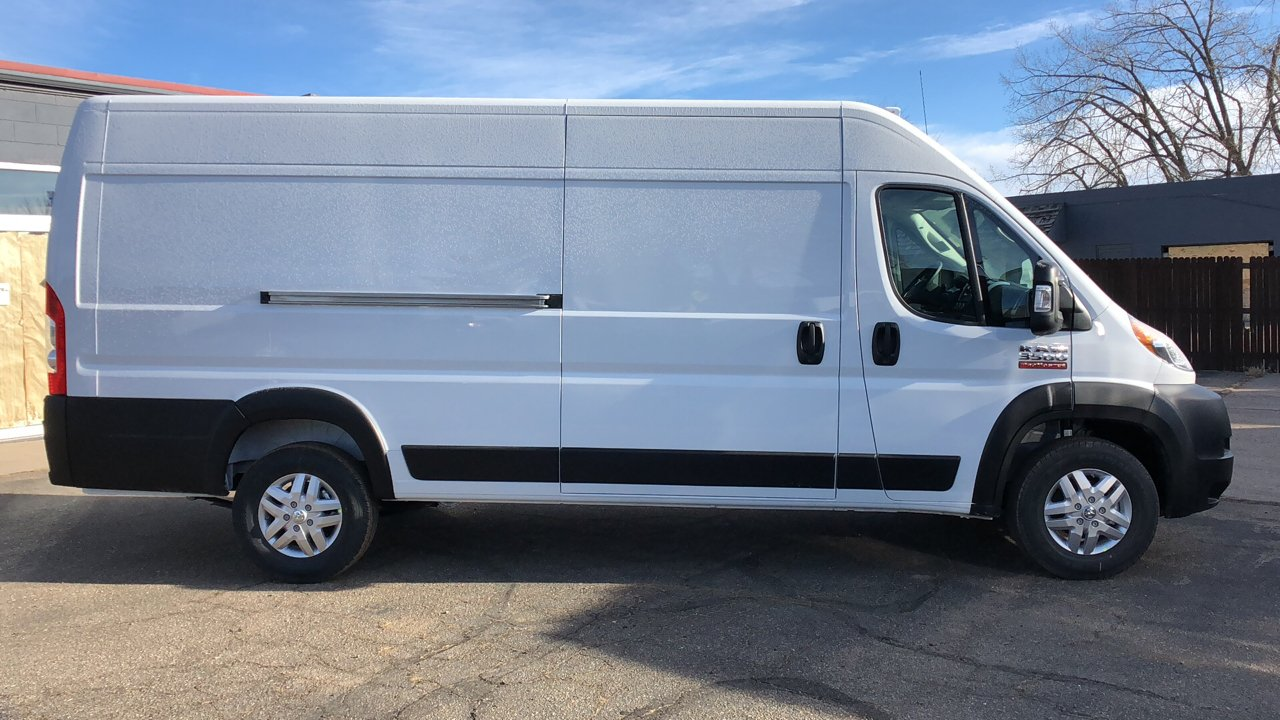 2019 ProMaster 3500 High Roof FWD,  Empty Cargo Van #15769 - photo 8