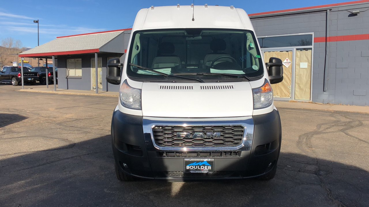 2019 ProMaster 3500 High Roof FWD,  Empty Cargo Van #15769 - photo 10