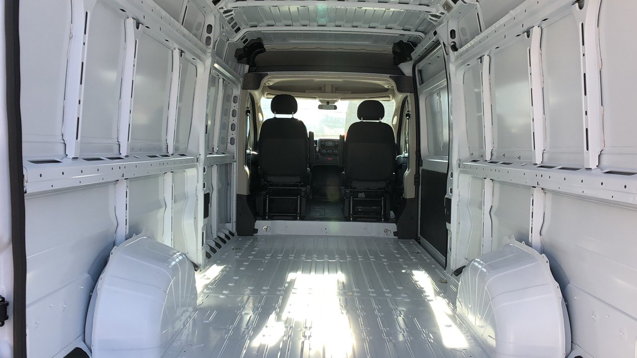 2019 ProMaster 3500 High Roof FWD,  Empty Cargo Van #15769 - photo 2