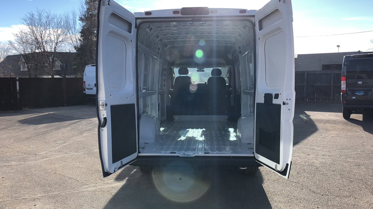 2019 ProMaster 3500 High Roof FWD,  Empty Cargo Van #15769 - photo 25