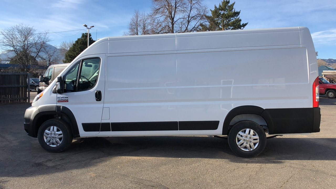 2019 ProMaster 3500 High Roof FWD,  Empty Cargo Van #15769 - photo 4