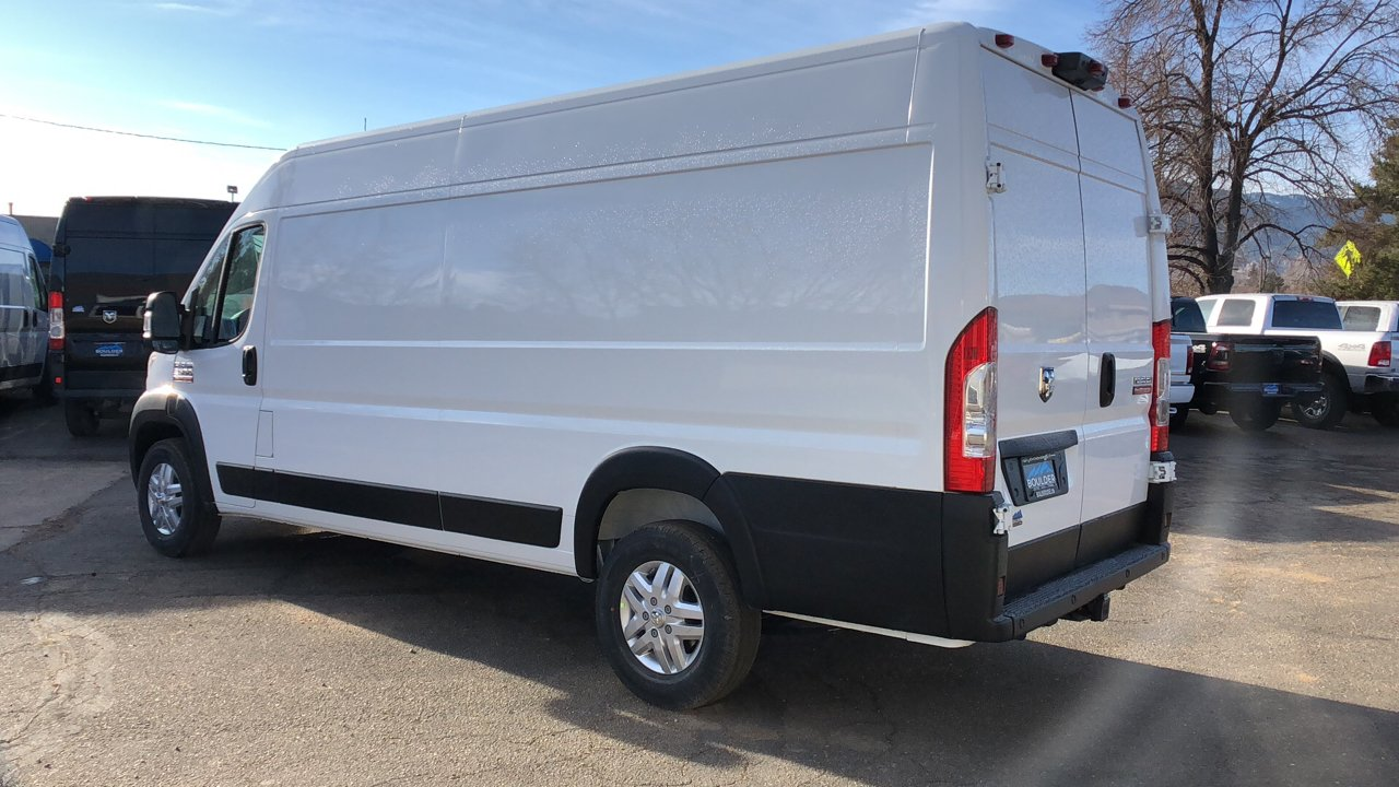 2019 ProMaster 3500 High Roof FWD,  Empty Cargo Van #15769 - photo 5