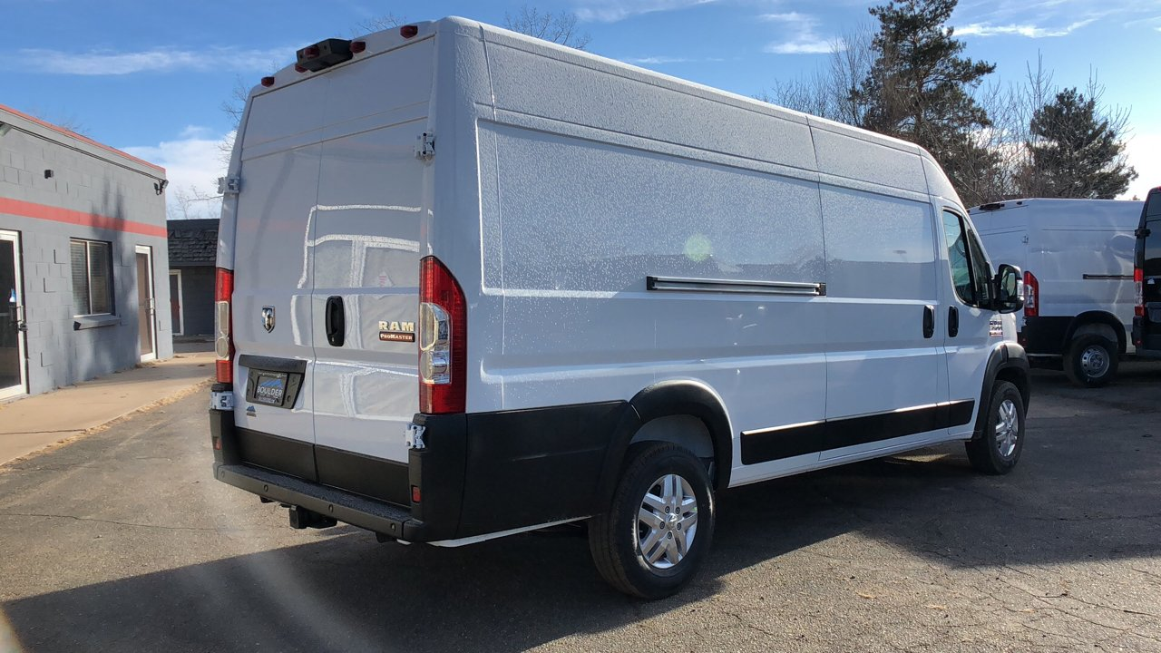2019 ProMaster 3500 High Roof FWD,  Empty Cargo Van #15769 - photo 7