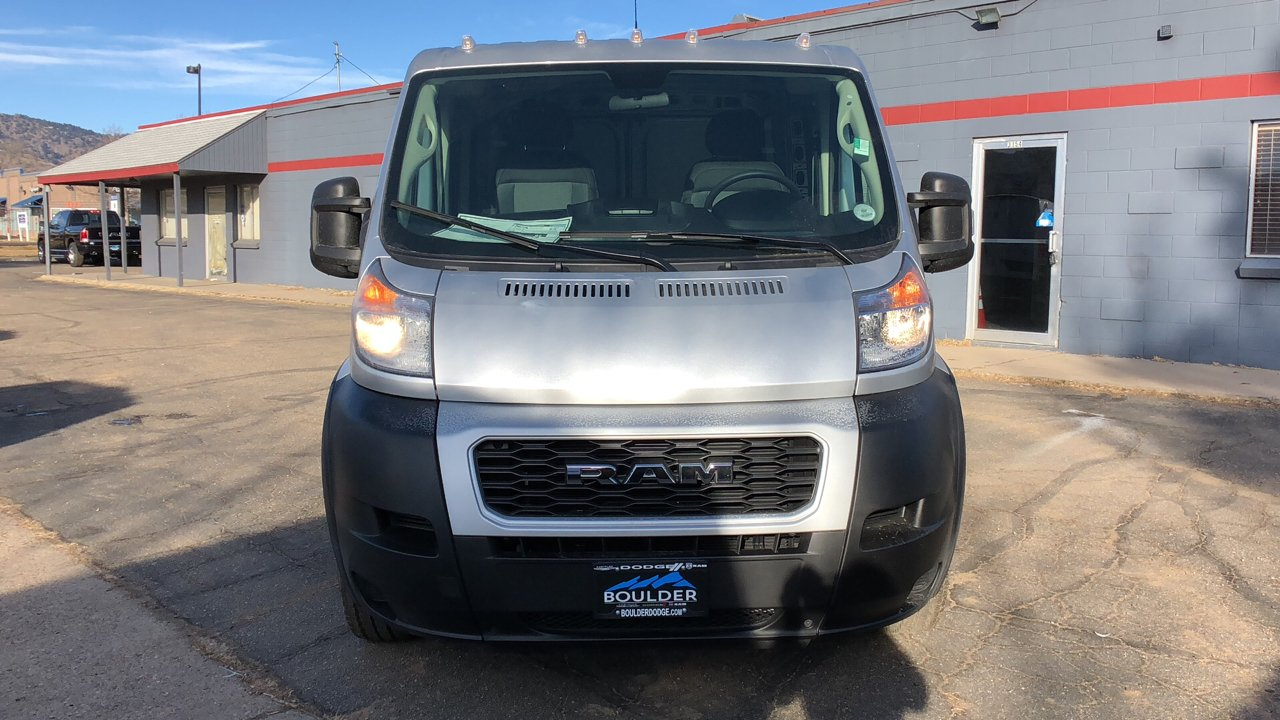 2019 ProMaster 1500 Standard Roof FWD,  Empty Cargo Van #15778 - photo 10
