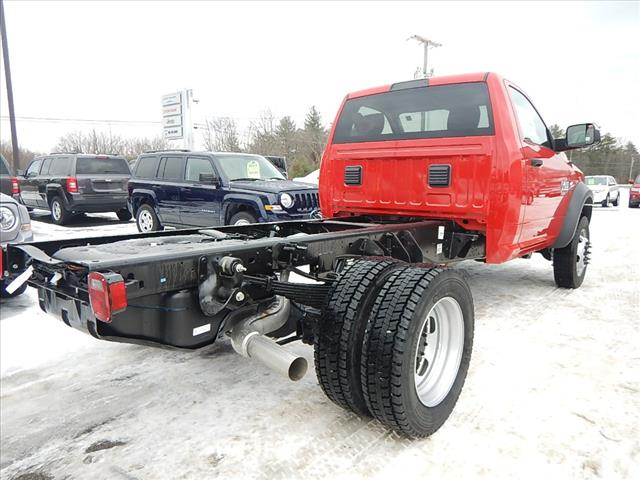 2018 Ram 5500 Regular Cab DRW 4x4 Cab Chassis #R8011 - photo 2