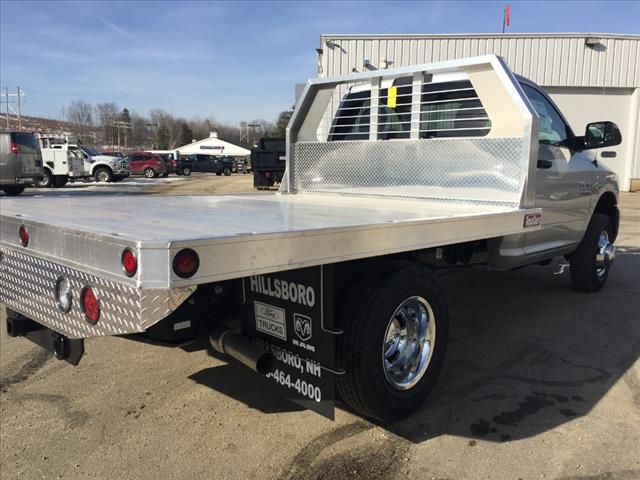 2018 Ram 3500 Regular Cab DRW 4x4, Truck Craft Platform Body #R8014 - photo 2