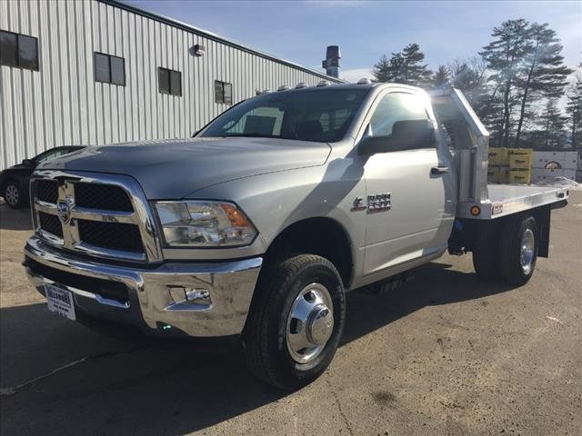 2018 Ram 3500 Regular Cab DRW 4x4, Truck Craft Platform Body #R8014 - photo 6