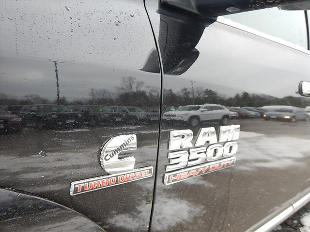 2018 Ram 3500 Crew Cab DRW 4x4 Pickup #R8019 - photo 8