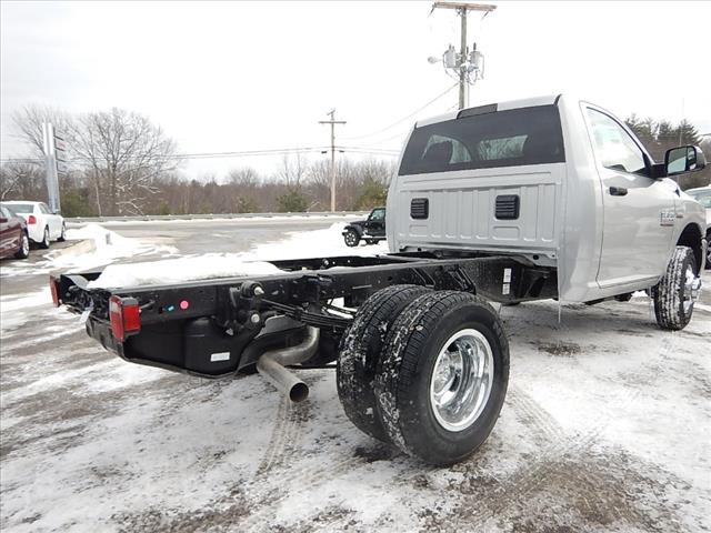 2018 Ram 3500 Regular Cab DRW 4x4 Cab Chassis #R8024 - photo 2