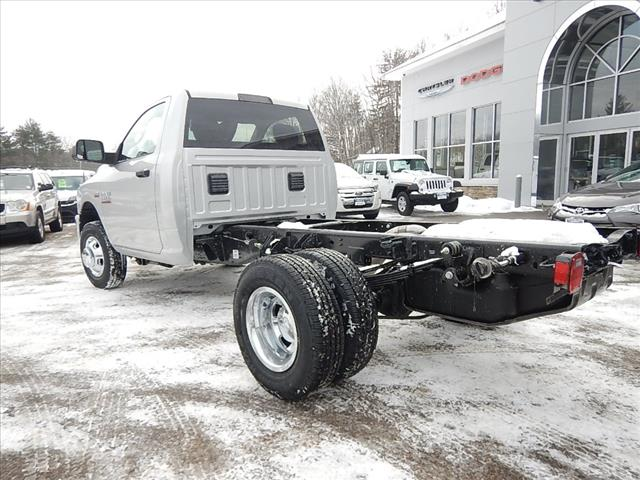 2018 Ram 3500 Regular Cab DRW 4x4 Cab Chassis #R8024 - photo 4