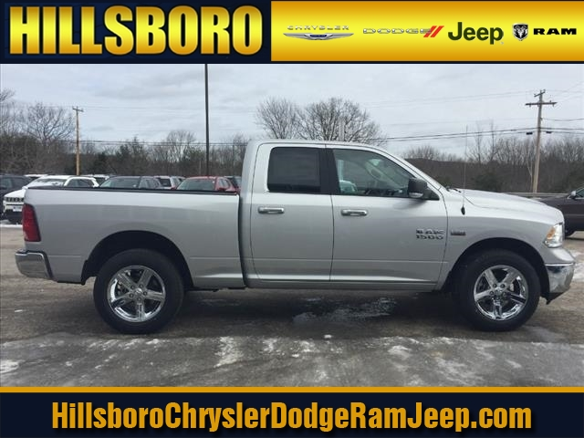 2018 Ram 1500 Quad Cab 4x4, Pickup #R8027 - photo 1