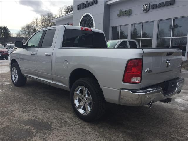 2018 Ram 1500 Quad Cab 4x4, Pickup #R8027 - photo 4