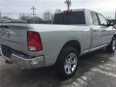 2018 Ram 1500 Quad Cab 4x4, Pickup #R8027 - photo 2