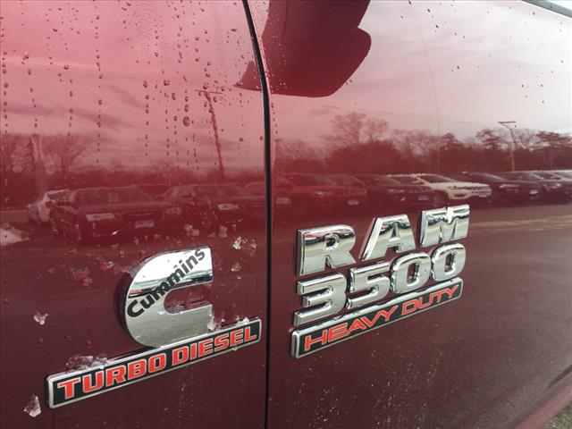 2018 Ram 3500 Regular Cab DRW 4x4,  Hillsboro Dump Body #R8031 - photo 12