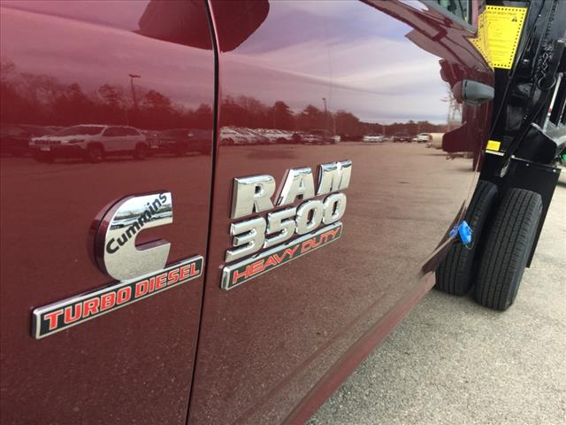 2018 Ram 3500 Regular Cab DRW 4x4,  Hillsboro Dump Body #R8031 - photo 2