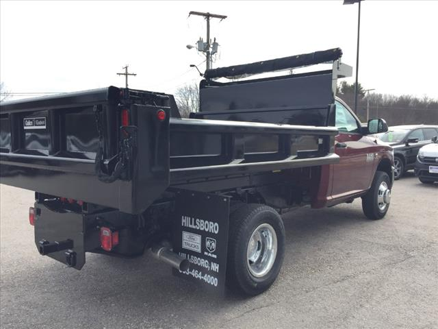 2018 Ram 3500 Regular Cab DRW 4x4, Hillsboro Dump Body #R8031 - photo 15
