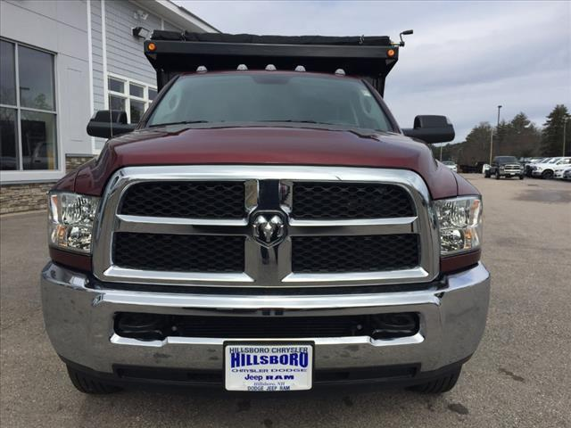 2018 Ram 3500 Regular Cab DRW 4x4,  Hillsboro Dump Body #R8031 - photo 10