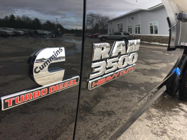 2018 Ram 3500 Regular Cab DRW 4x4,  Rugby Dump Body #R8032 - photo 2