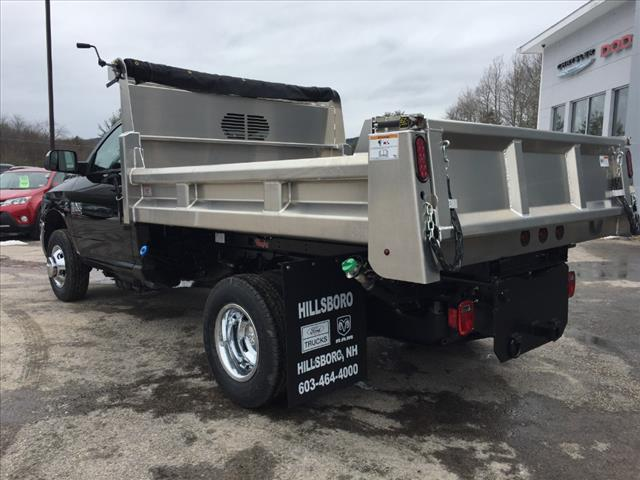 2018 Ram 3500 Regular Cab DRW 4x4,  Rugby Dump Body #R8032 - photo 5