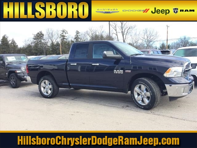 2018 Ram 1500 Quad Cab 4x4, Pickup #R8042 - photo 1