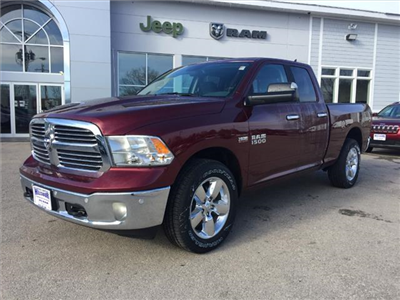 2018 Ram 1500 Quad Cab 4x4, Pickup #R8045 - photo 6