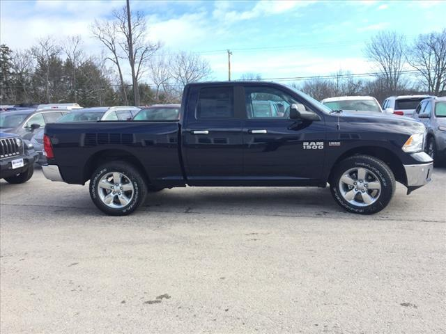 2018 Ram 1500 Quad Cab 4x4,  Pickup #R8046 - photo 4