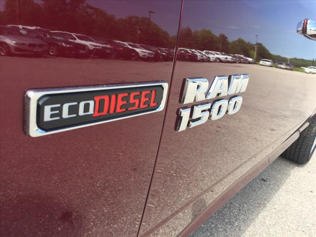 2018 Ram 1500 Quad Cab 4x4,  Pickup #R8050 - photo 2