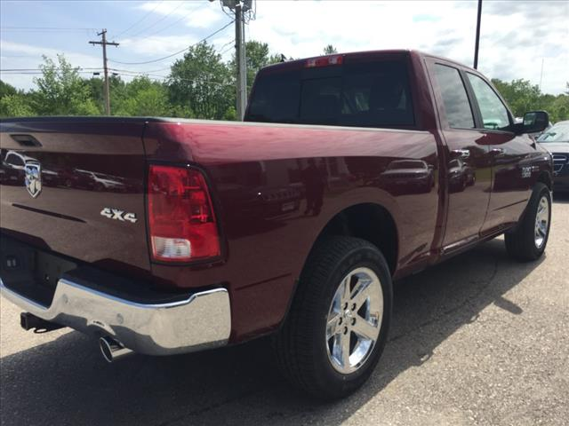 2018 Ram 1500 Quad Cab 4x4,  Pickup #R8050 - photo 3