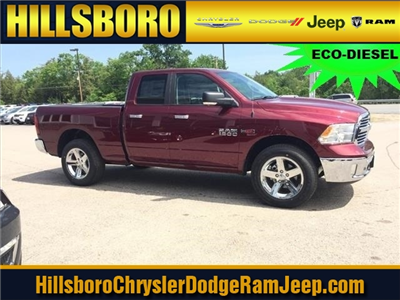 2018 Ram 1500 Quad Cab 4x4,  Pickup #R8050 - photo 1