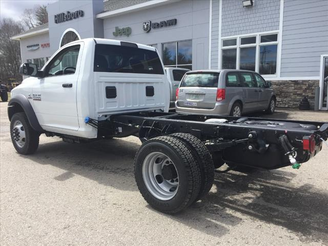 2018 Ram 5500 Regular Cab DRW 4x4,  Cab Chassis #R8052 - photo 4