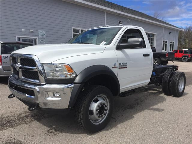 2018 Ram 5500 Regular Cab DRW 4x4,  Cab Chassis #R8052 - photo 5