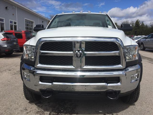 2018 Ram 5500 Regular Cab DRW 4x4,  Cab Chassis #R8052 - photo 6