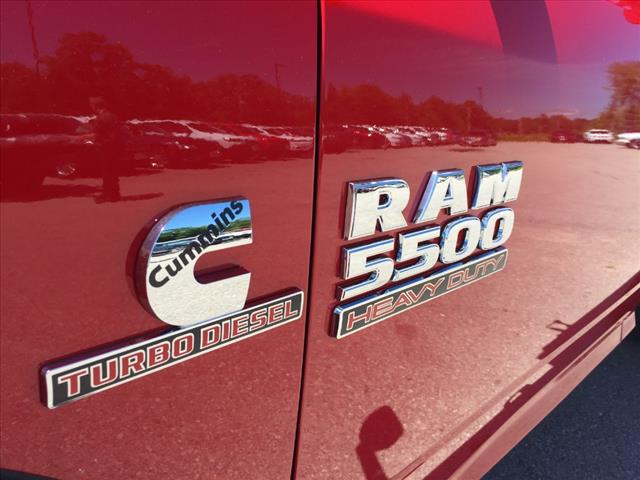 2018 Ram 5500 Regular Cab DRW 4x4,  Galion Dump Body #R8054 - photo 2