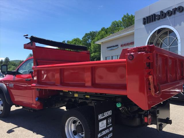 2018 Ram 5500 Regular Cab DRW 4x4,  Galion Dump Body #R8054 - photo 6