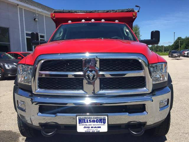 2018 Ram 5500 Regular Cab DRW 4x4,  Galion Dump Body #R8054 - photo 8