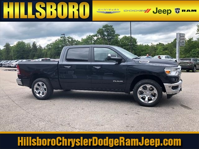 2019 Ram 1500 Crew Cab 4x4,  Pickup #R9008 - photo 1