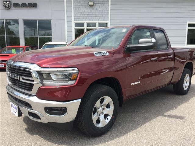 2019 Ram 1500 Quad Cab 4x4,  Pickup #R9010 - photo 3
