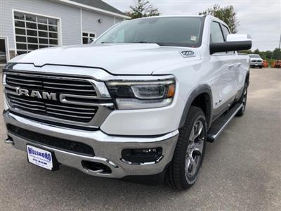 2019 Ram 1500 Quad Cab 4x4,  Pickup #R9018 - photo 1