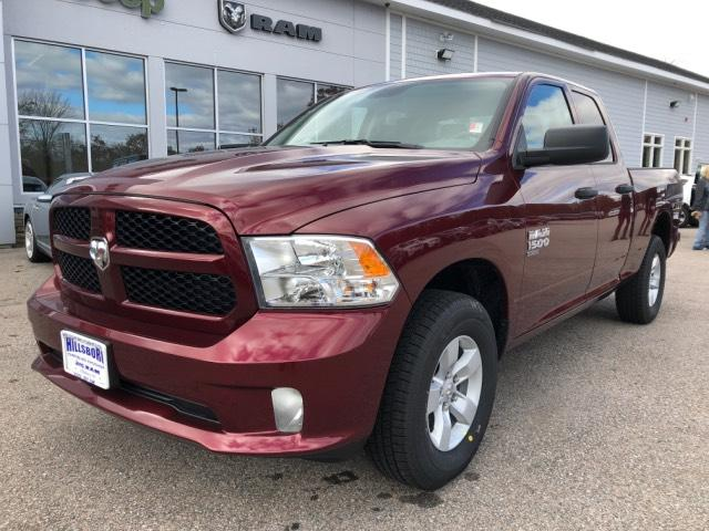 2019 Ram 1500 Quad Cab 4x4,  Pickup #R9026 - photo 1