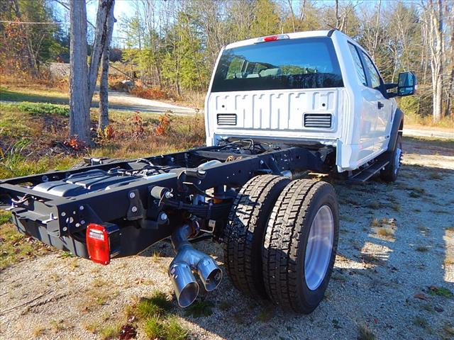2017 F-550 Super Cab DRW 4x4 Cab Chassis #17248 - photo 2