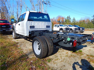2017 F-550 Super Cab DRW 4x4 Cab Chassis #17248 - photo 4