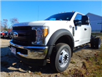 2017 F-550 Super Cab DRW 4x4 Cab Chassis #17248 - photo 5