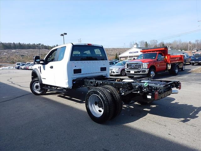 2017 F-550 Super Cab DRW 4x4, Galion Dump Body #17256 - photo 15