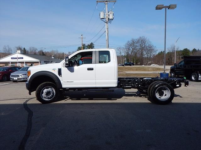 2017 F-550 Super Cab DRW 4x4, Galion Dump Body #17256 - photo 16