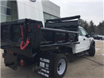 2017 F-550 Super Cab DRW 4x4, Galion Dump Body #17256 - photo 1