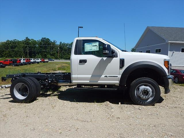 2017 F-550 Regular Cab DRW 4x4 Cab Chassis #17322 - photo 2