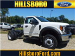 2017 F-550 Regular Cab DRW 4x4 Cab Chassis #17322 - photo 1