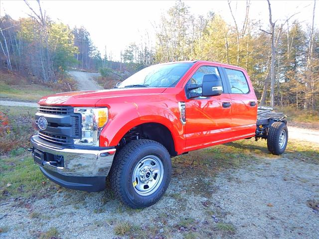 2017 F-350 Crew Cab 4x4 Cab Chassis #17379 - photo 8